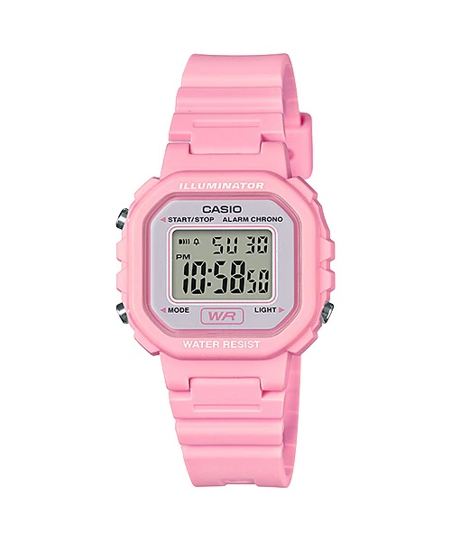 Relógio Casio Digital Feminino LA-20WH-4A1DF