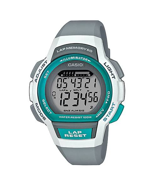 Relógio Casio Feminino Digital LWS1000H-8AVDF