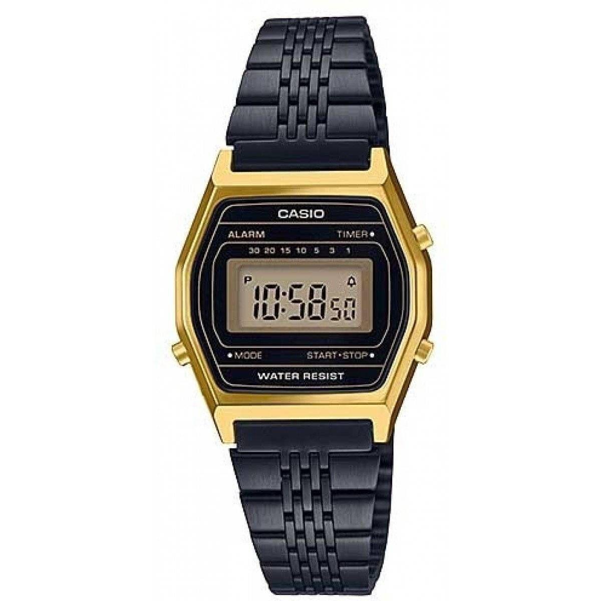 Relógio Casio Feminino Vintage Digital Quartz LA690WGB-1DF
