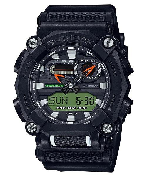Relógio Casio G-SHOCK ANADIG GA-900E-1A3DR
