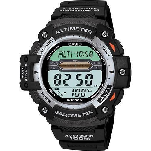 Relógio Casio Outgear Masculino Quartz SGW-300H-1AVDR