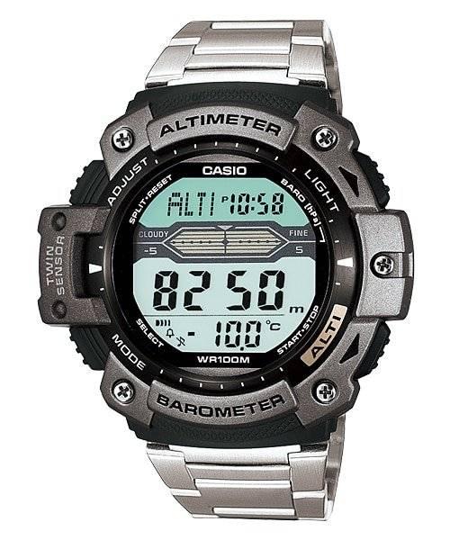 Relógio Casio Outgear Masculino Quartz SGW-300HD-1AVDR