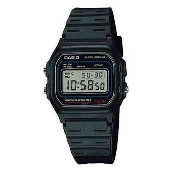 Relógio Casio Unissex Digital Quartz W-59-1VQ
