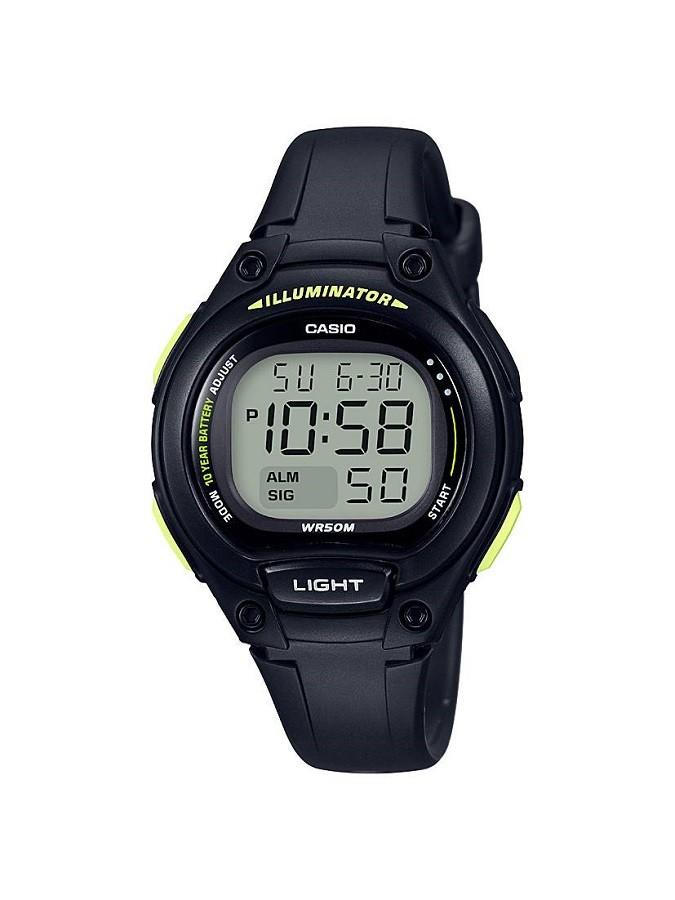 Relógio Casio Unissex Illuminator Quartz LW-203-1BVDF