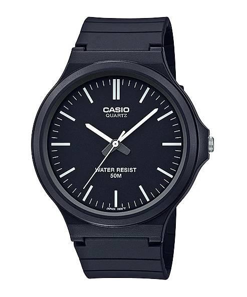 Relógio Casio Unissex Quartz MW240-1EVDF