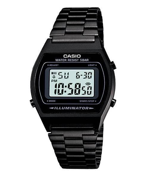 Relógio Casio Unissex Vintage Digital B640WB-1ADF