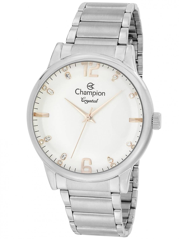 Relógio Champion Crystal Feminino Quartz CN25529Q