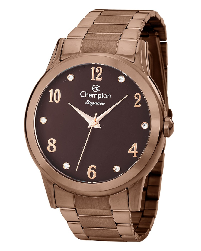 Relógio Champion ELEGANCE CN26751R