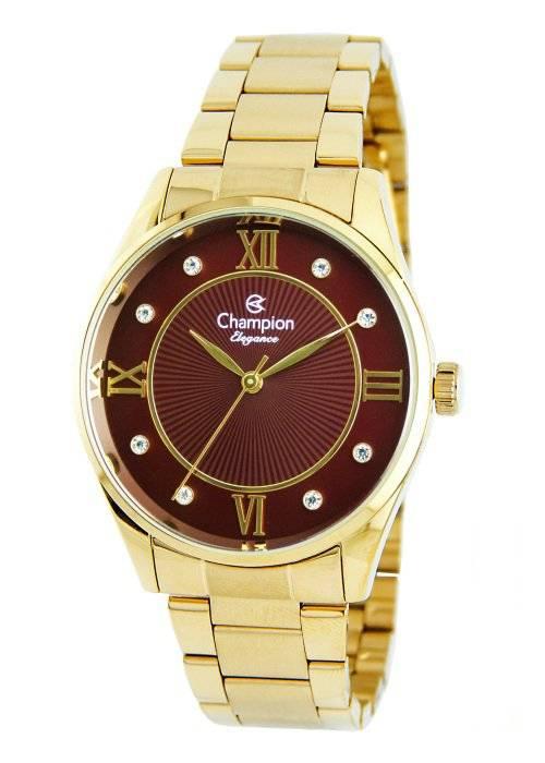 Relógio Champion Elegance Feminino Quartz CN25038I