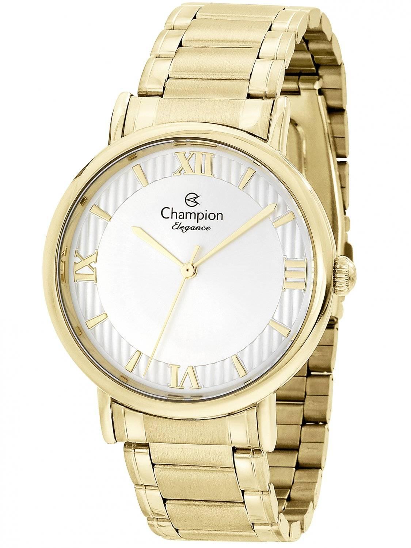 Relógio Champion Elegance Feminino Quartz CN25618H