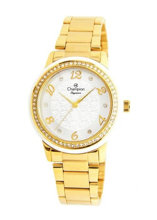 Relógio Champion Elegance Feminino Quartz CN25994H