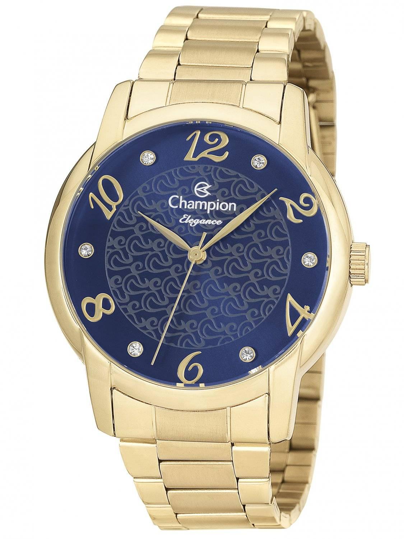 Relógio Champion Elegance Feminino Quartz CN26224A