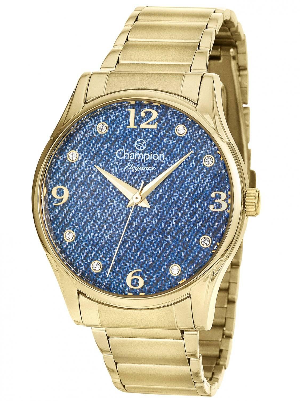 Relógio Champion Elegance Feminino Quartz CN26975A