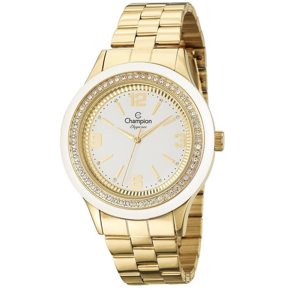 Relógio Champion Elegance Feminino Quartz CN27241H