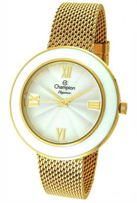 Relógio Champion Elegance Feminino Quartz CN27385H