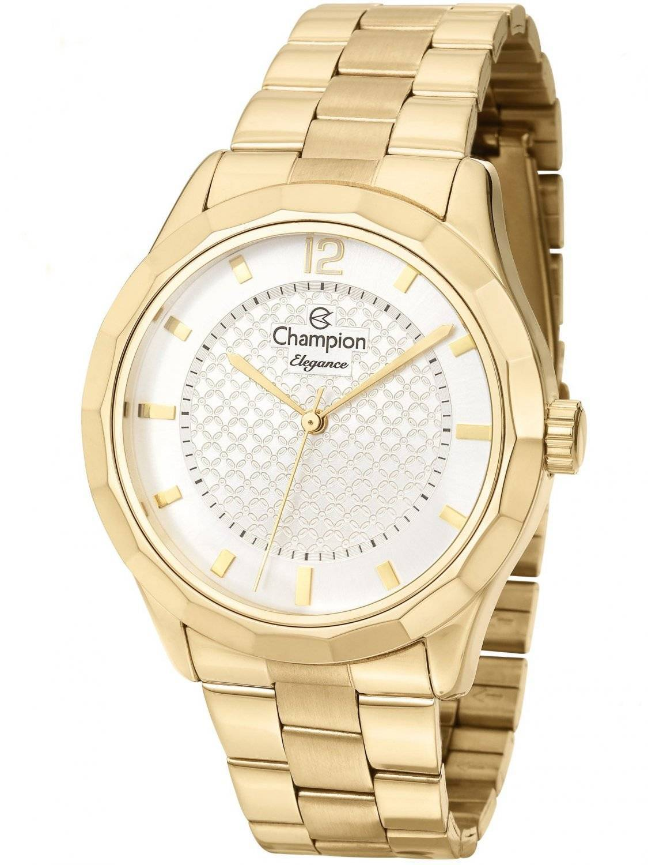Relógio Champion Elegance Feminino Quartz CN27581H