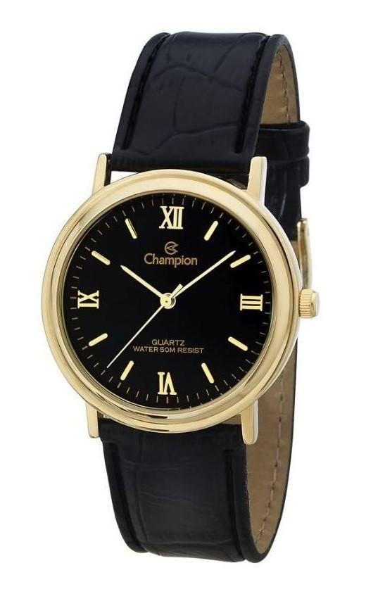 Relógio Champion Feminino Glamour CH22279N