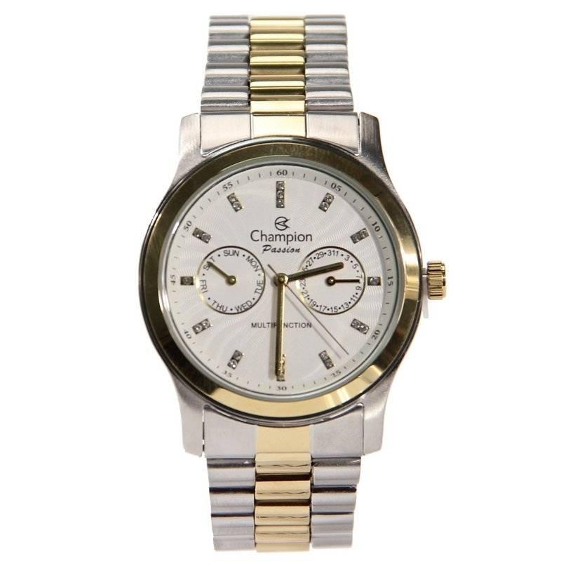 Relógio Champion Passion Feminino Quartz CH38360B