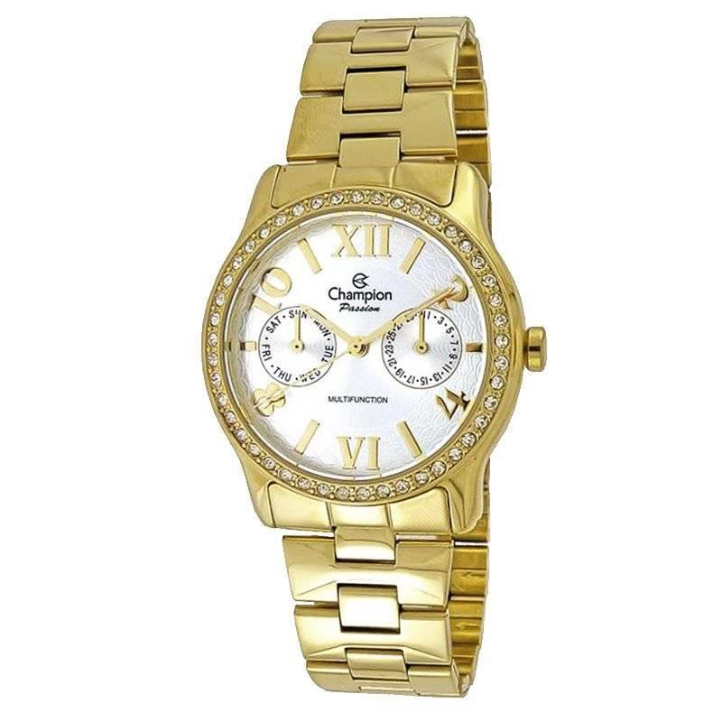 Relógio Champion Passion Feminino Quartz CH38468H