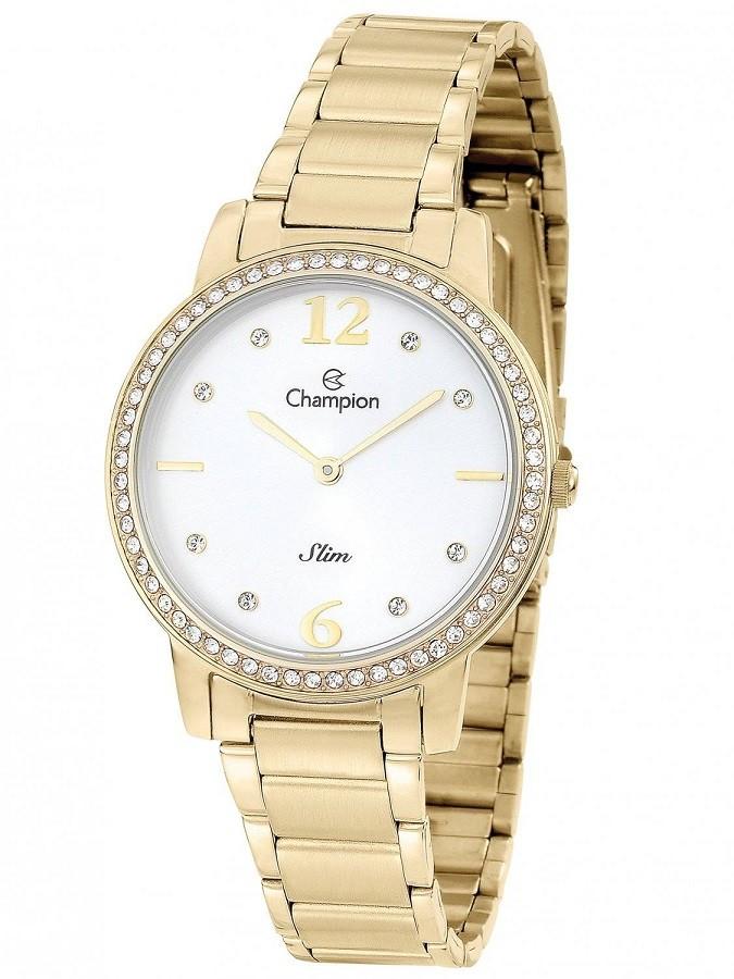 Relógio Champion Slim Feminino Quartz CS28432H