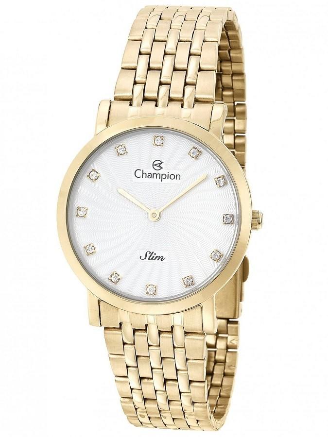 Relógio Champion Slim Feminino Quartz CS28441H