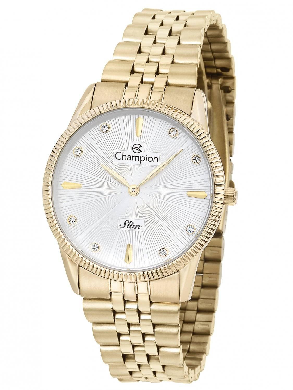 Relógio Champion Slim Feminino Quartz CS28478H