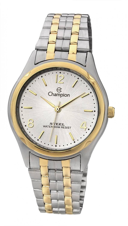 Relógio Champion Steel Feminino Quartz CA20161S