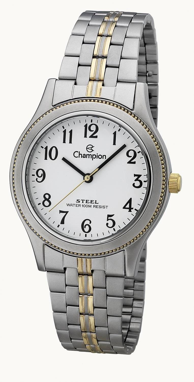 Relógio Champion Steel Feminino Quartz CA20189B