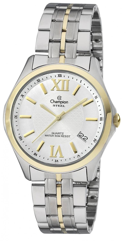 Relógio Champion Steel Feminino Quartz CA20509S