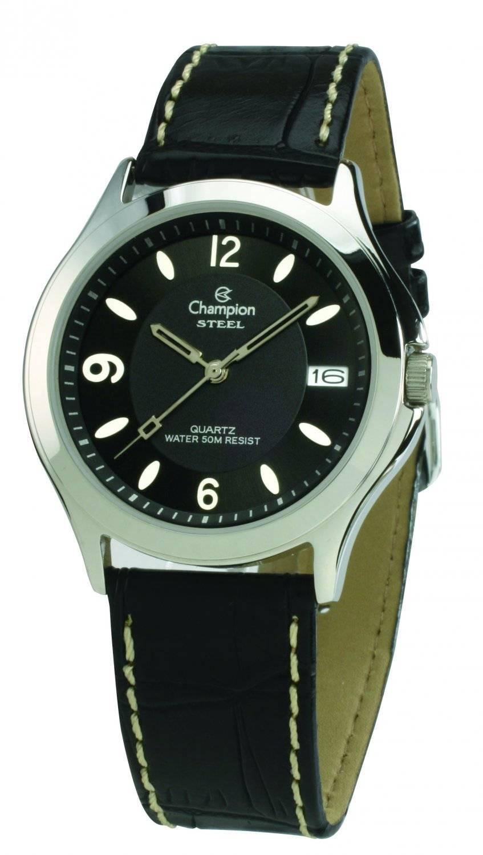 Relógio Champion Steel Feminino Quartz CA20554T