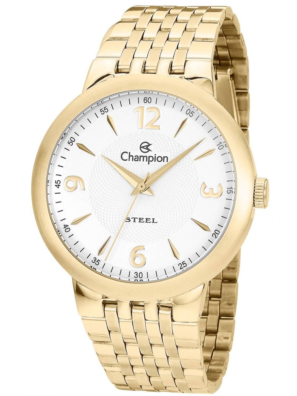 Relógio Champion Steel Feminino Quartz CA21713H