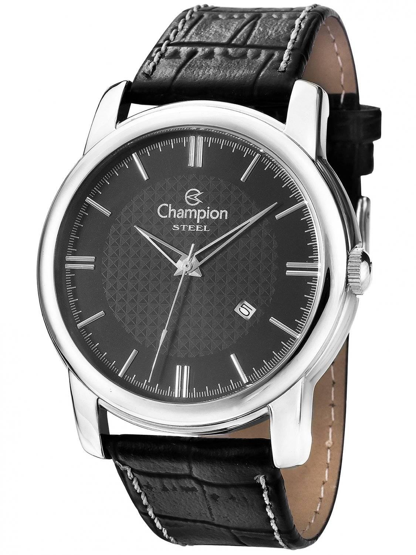 Relógio Champion Steel Masculino Quartz CA21213T
