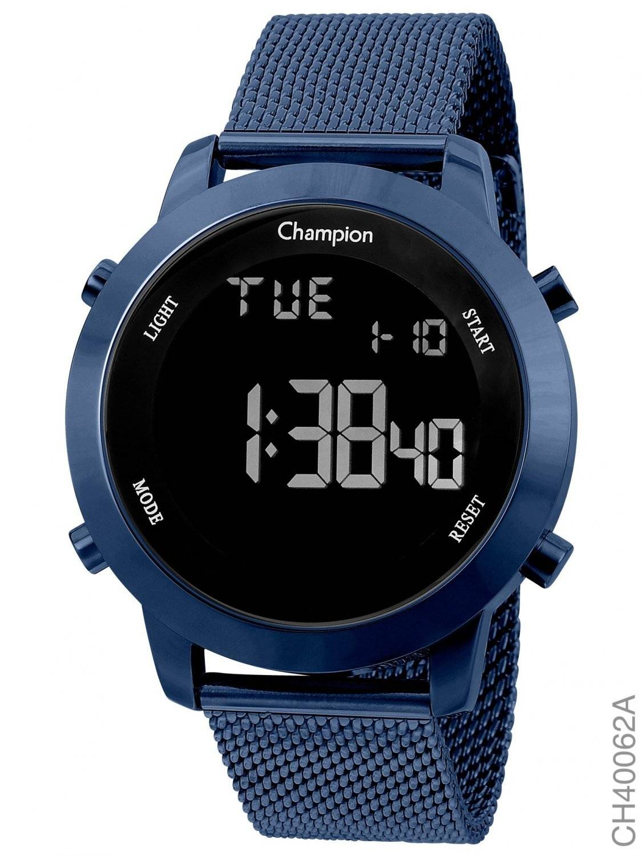 Relógio Champion Unissex Digital CH40062A
