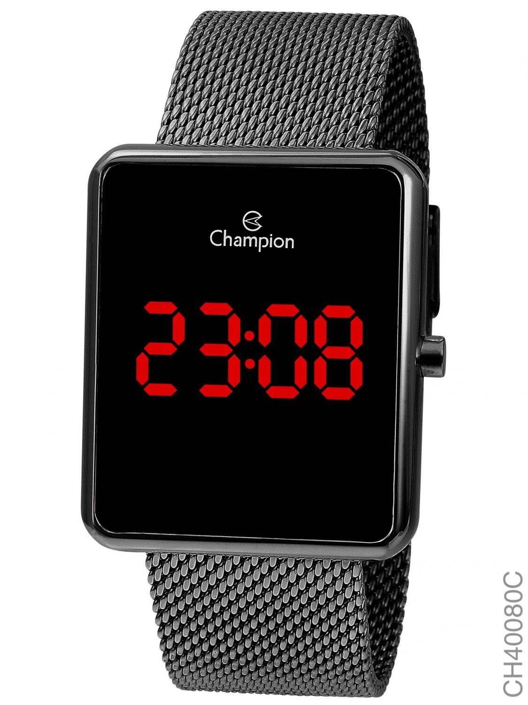 Relógio Champion Unissex Digital CH40080C