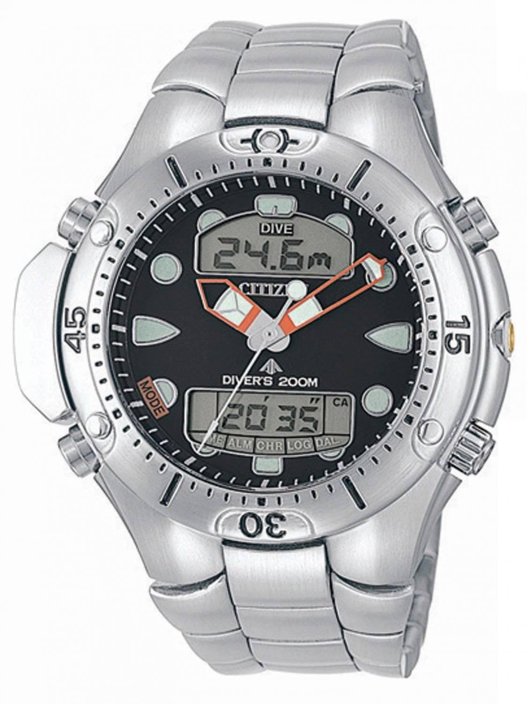 Relógio Citizen Promaster Aqualand Quartz TZ10020D JP1060-52E