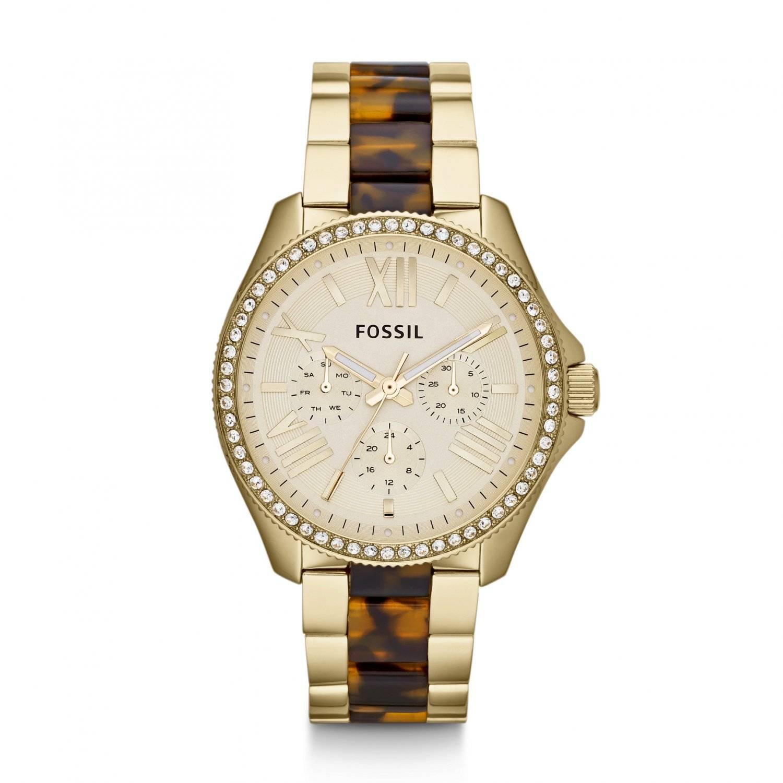 Relógio Fossil Cecile Feminino Quartz AM4499/4DN