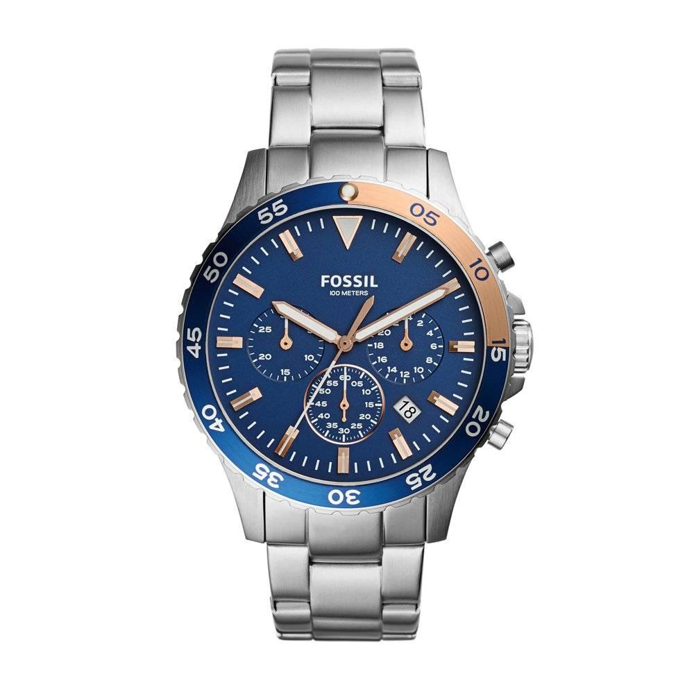 Relógio Fossil Crewmaster Masculino Quartz CH3059/1AN
