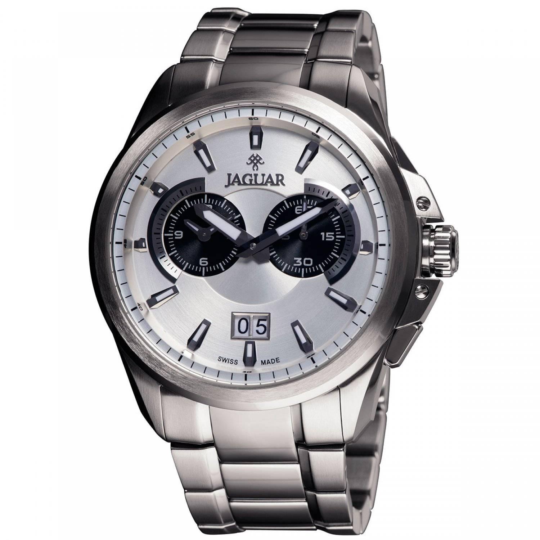 Relógio Jaguar Masculino Quartz J01YASS01 S1SX