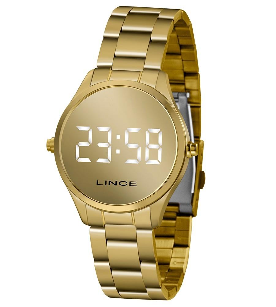 Relógio Lince Digital Feminino MDG4617L BXKX