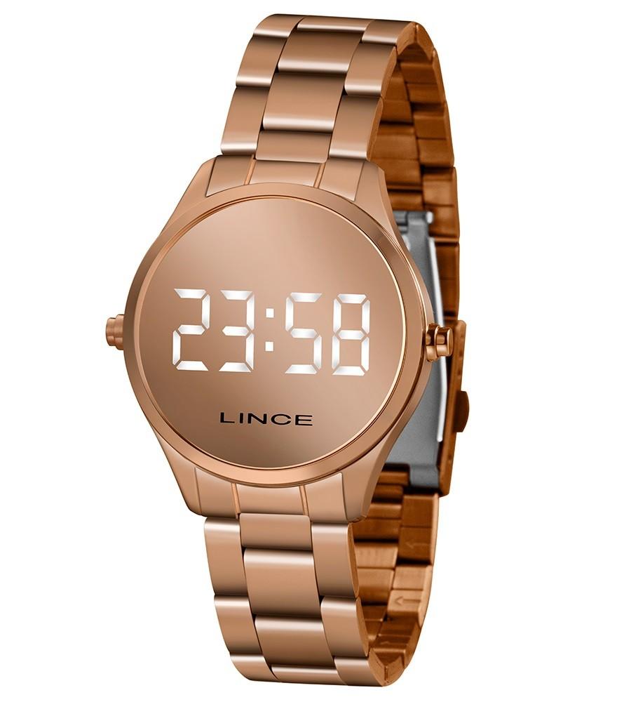Relógio Lince Digital Feminino MDR4617L BXRX