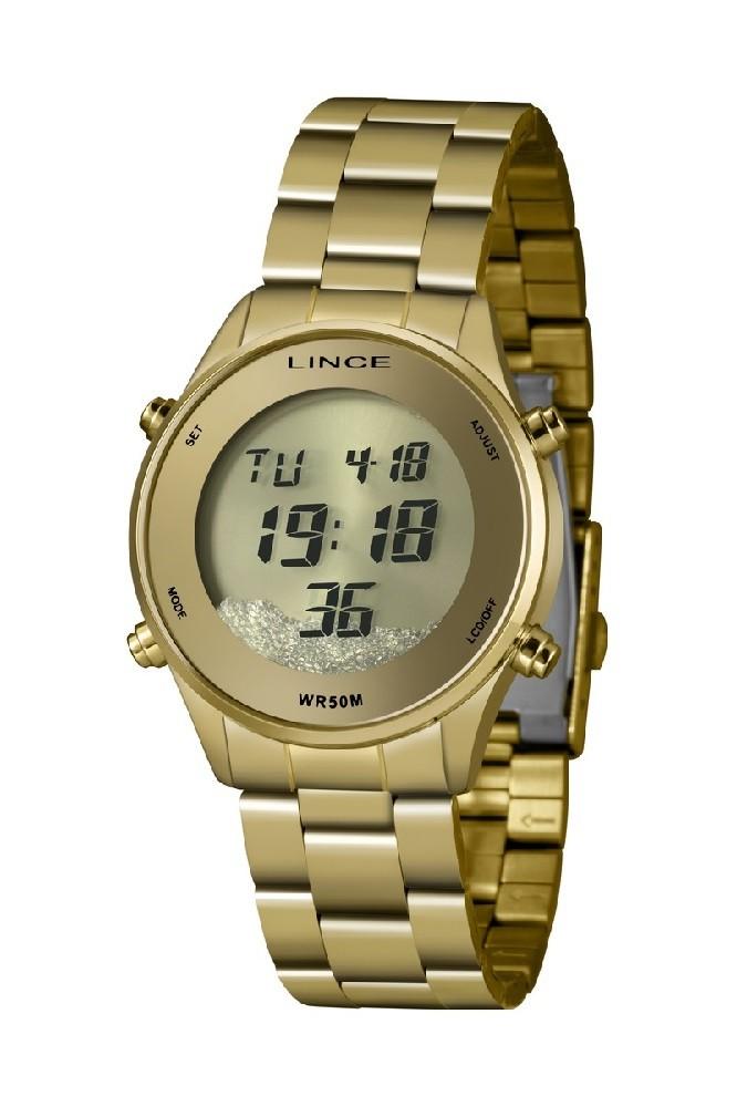 Relógio Lince Digital Feminino SDG4638L CXKX