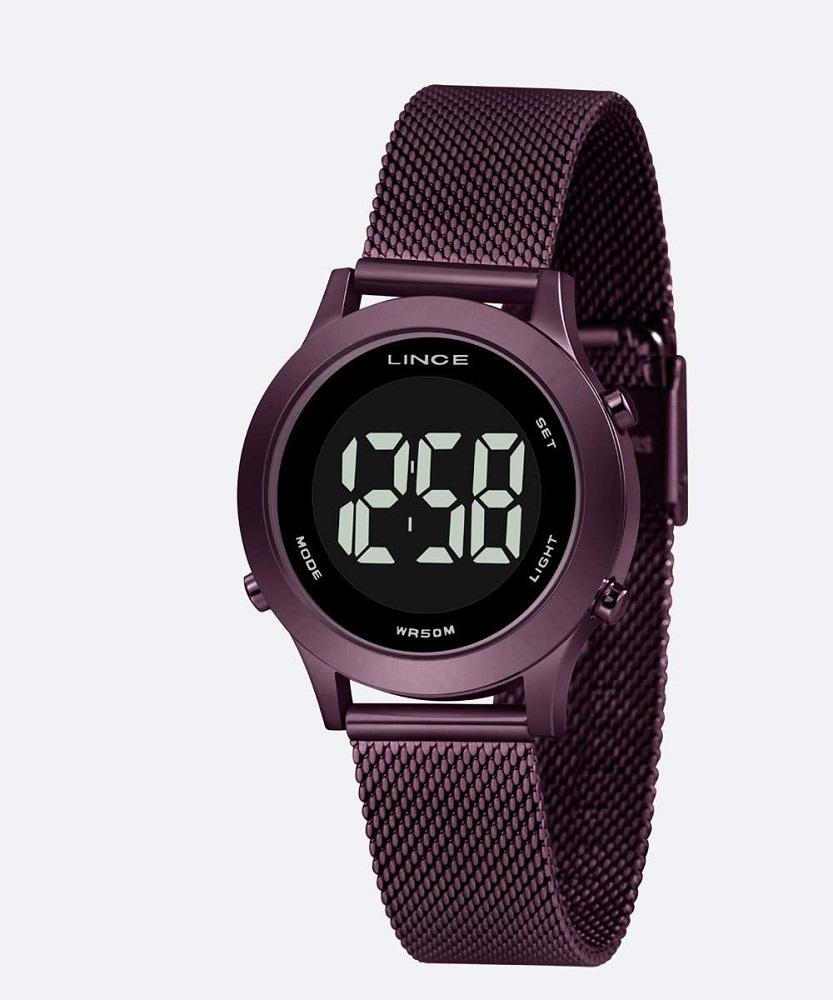 Relógio Lince Digital Feminino SDPH115L PXUX