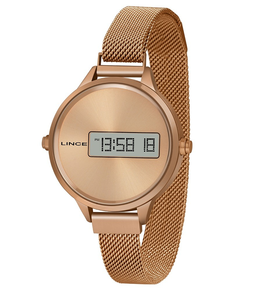Relógio Lince Digital Feminino SDR4635L RXRX