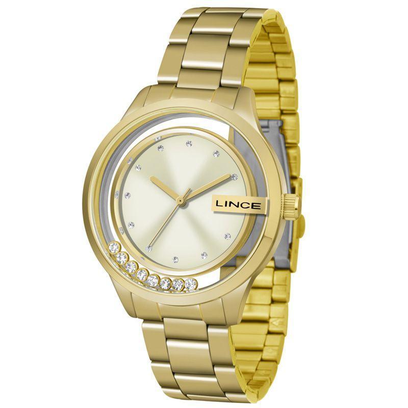 Relógio Lince Feminino LRG4562L C1KX