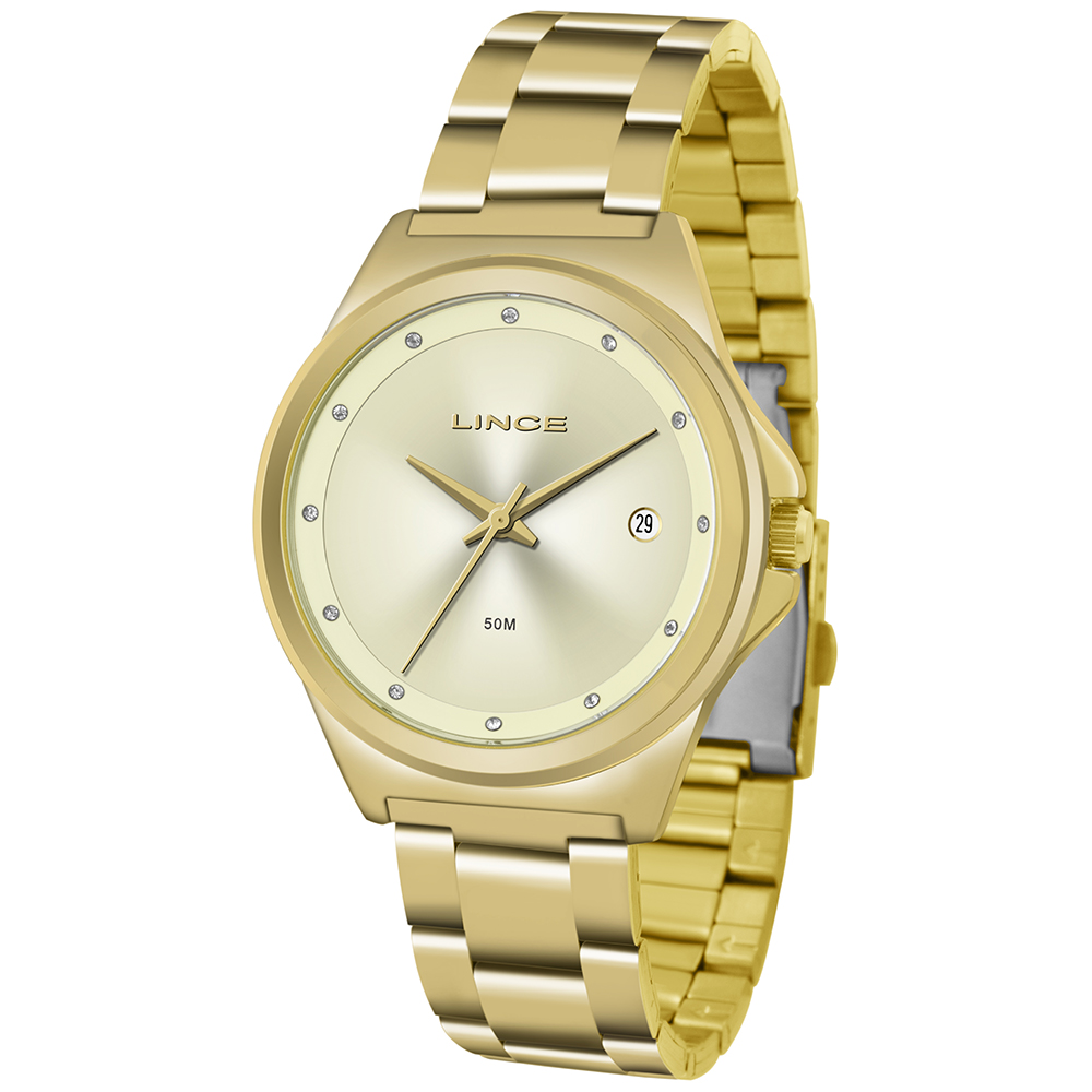 Relógio Lince Feminino LRG4567L C1KX