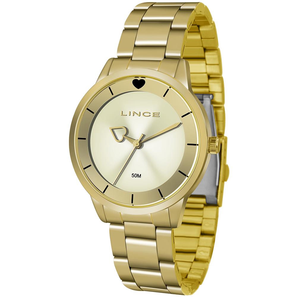 Relógio Lince Feminino LRG4572L C1KX