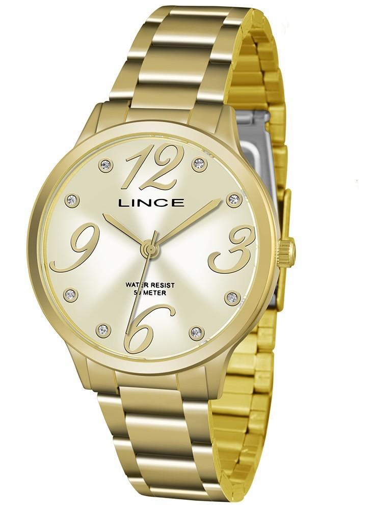 Relógio Lince Feminino LRGH074L C2KX