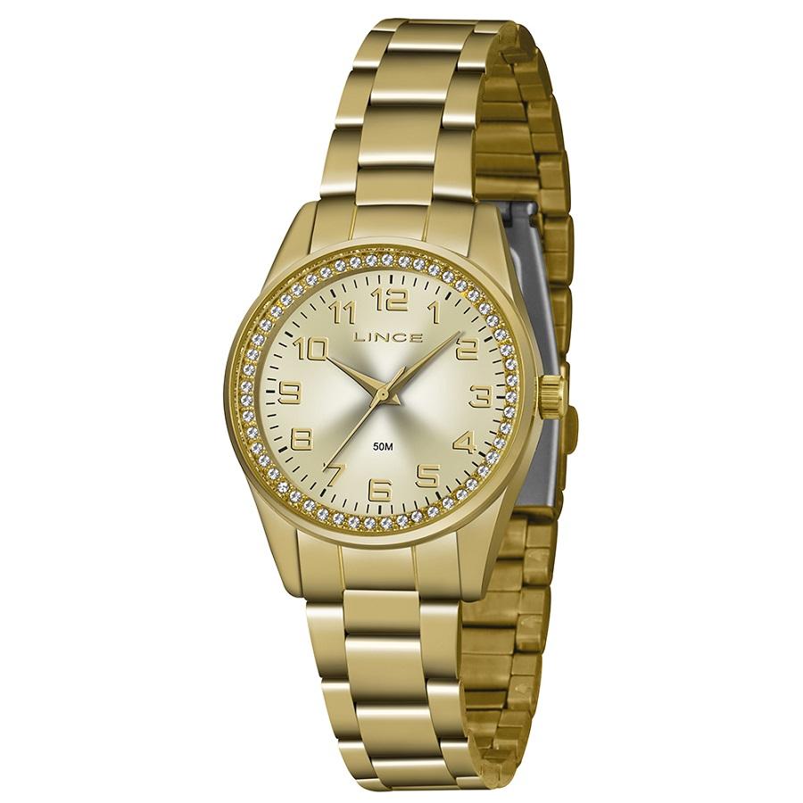 Relógio Lince Feminino LRGJ109L C2KX