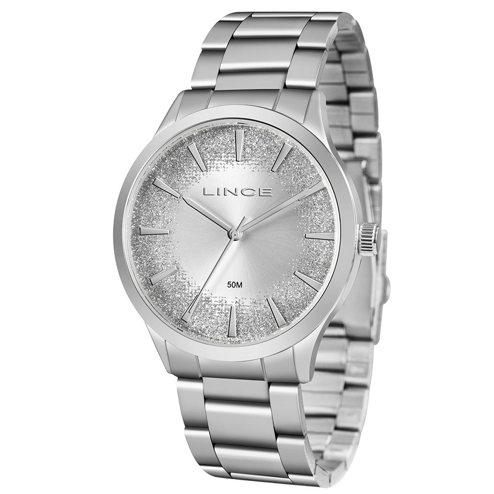 Relógio Lince Glam Feminino Clássico LRM4593L-S1SX