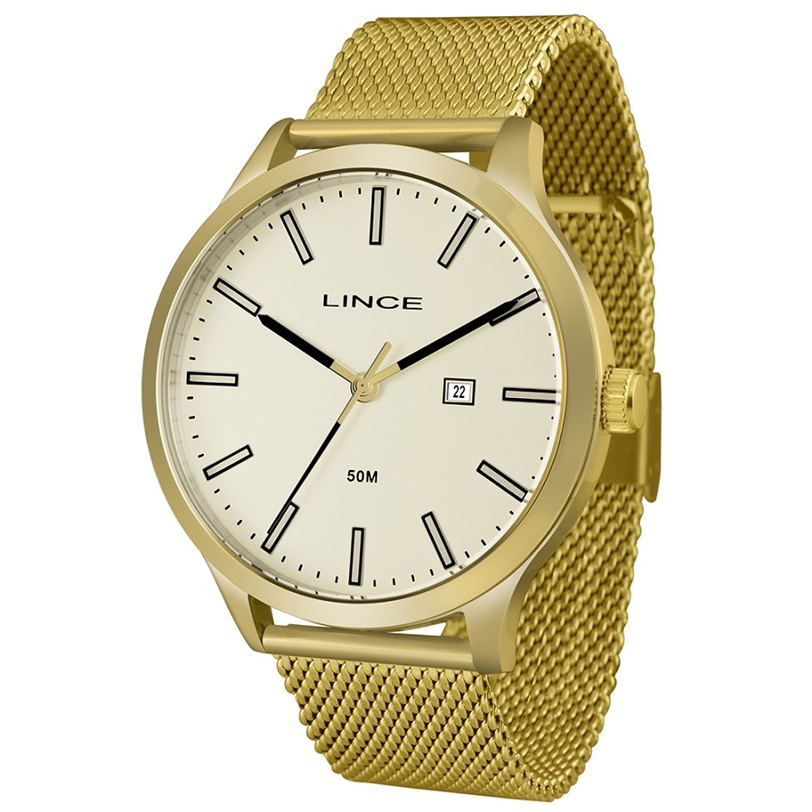 Relógio Lince Masculino MRG4494L C1KX